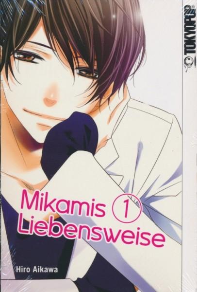 Mikamis Liebensweise (Tokyopop, Tb.) Nr. 1-8 kpl. (Z1)