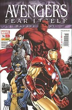 Avengers (2011) 14