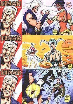 Einar, der Wikinger Piccolo 10