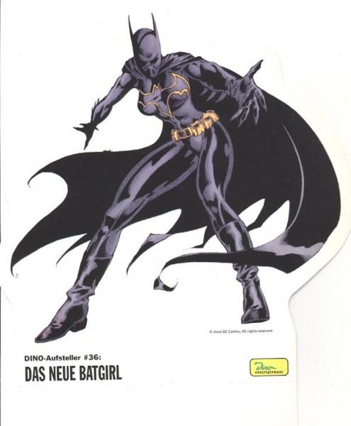 Dino-Aufsteller (Dino) 36 Das Neue Batgirl