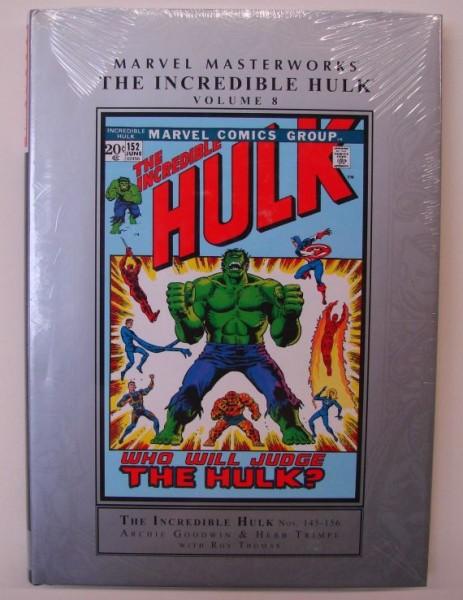 Marvel Masterworks Incredible Hulk Vol.8 HC
