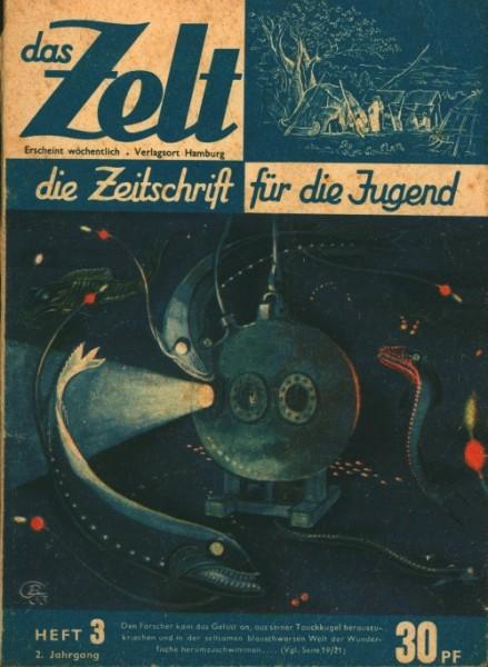 Zelt (Wildhagen) 2. Jhg. Nr. 1-46