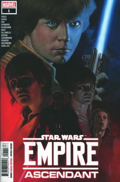 Star Wars (2015) Empire Ascendant