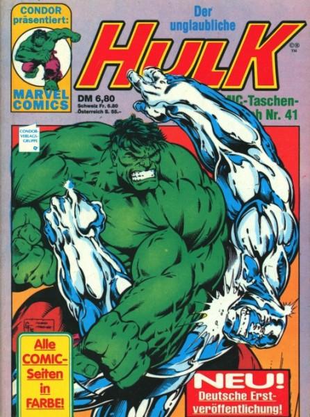 Hulk (Condor, Tb.) Nr. 21-47