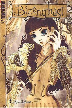 Bizenghast (Tokyopop, Tb.) Nr. 1-4 (neu)