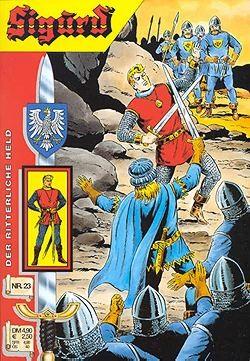 Sigurd 23 (Fachhandelsausgabe)