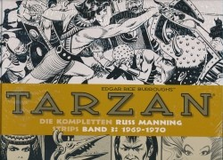 Tarzan: Die kompletten Russ Manning Strips 03