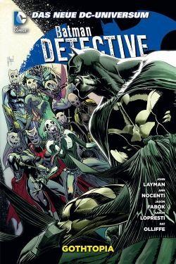 Batman Detective Comics Paperback 05 HC