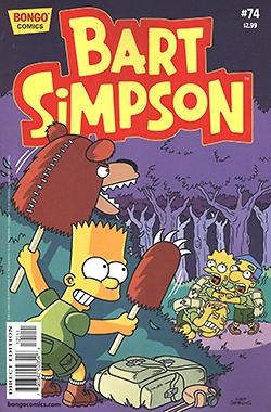 US: Bart Simpson 74