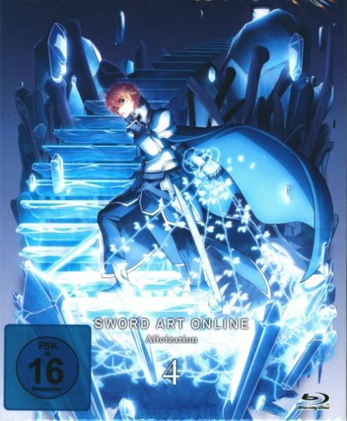 Sword Art Online Alicization (3. Staffel) Vol. 4 Blu-ray