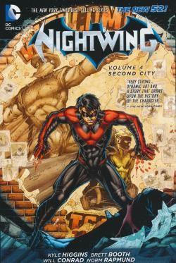 Nightwing (2011) Vol.4 Second City SC
