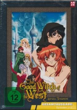 Good Witch of the West - Astrea Testament Gesamtausgabe