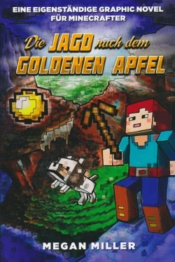 Minecraft Graphic Novel 01