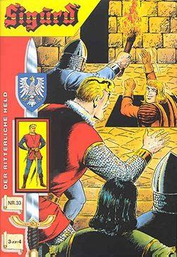 Sigurd 33 (Cover 3) limitiert
