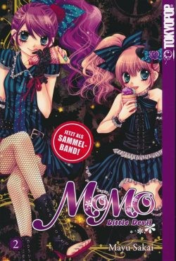 Momo - Little Devil Sammelband 2
