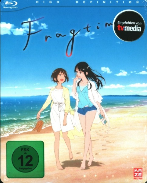 Fragtime - The Movie Blu-ray