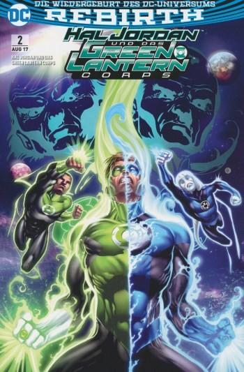 Hal Jordan und das Green Lantern Corps 2 Variant Stuttgart 2017