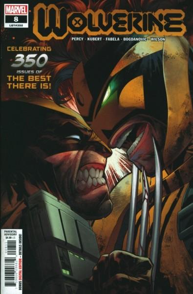 US: Wolverine (2020) 08