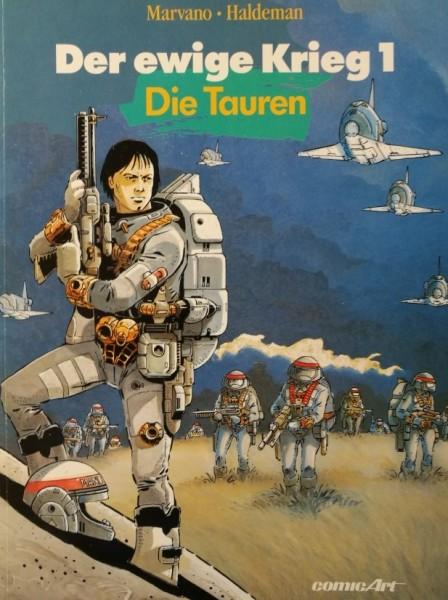 Ewige Krieg (Carlsen, Br.) Nr. 1-3 kpl. (Z0-2)