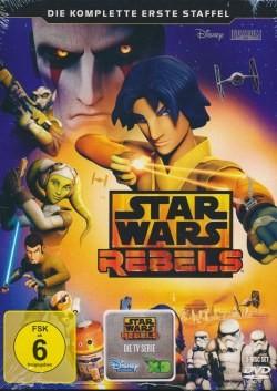Star Wars Rebels: Die komplette erste Staffel DVD