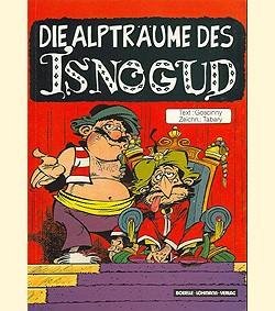 Alpträume des Isnogud (Boiselle-Löhmann, Br.) Nr. 1-3