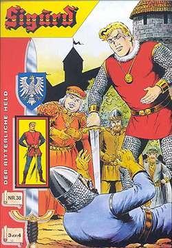 Sigurd 38 (Cover 3) limitiert