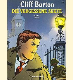 Cliff Burton (Carlsen, Br.) Nr. 1,2
