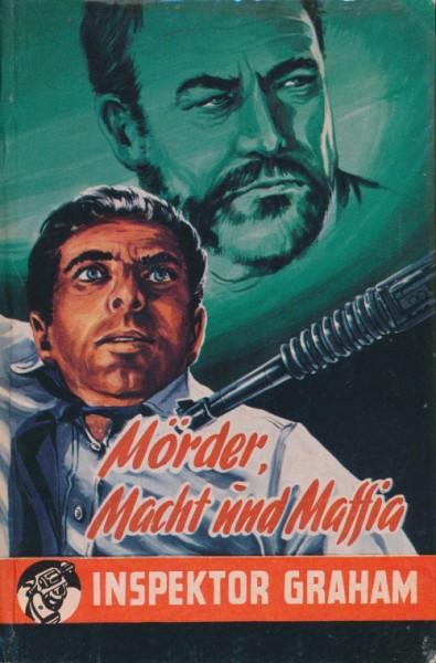 Inspektor Graham Leihbuch Mörder, Macht und Mafia (Bewin)