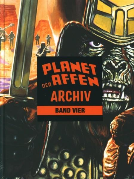 Planet der Affen: Archiv 4