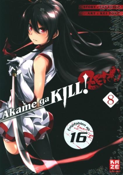 Akame ga Kill! Zero 8