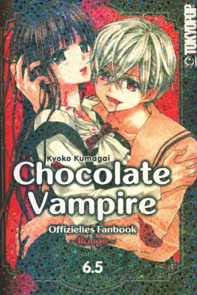 Chocolate Vampire 6.5 - Offizielles Fanbook - Rouge