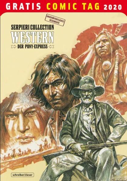 Gratis Comic Tag 2020: Serpieri Collection - Western