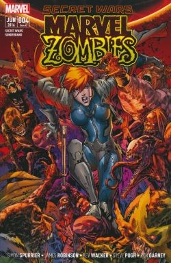 Secret Wars Sonderband 04 Marvel Zombies