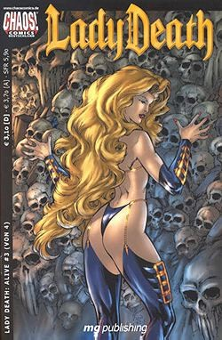 Lady Death Alive 3