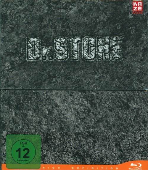 Dr. Stone Vol. 1 Blu-ray mit Sammelschuber