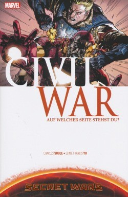 Secret Wars - Civil War Paperback SC