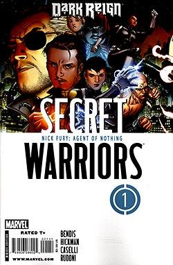 Secret Warriors 1-15