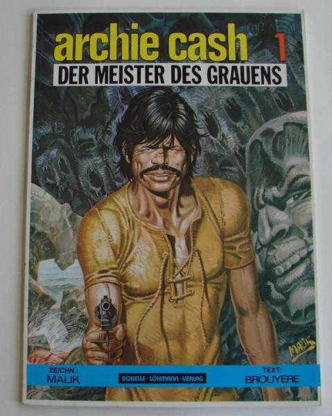 Archie Cash (Boiselle-Löhmann, Br.) Nr. 1-5 kpl. (Z1)