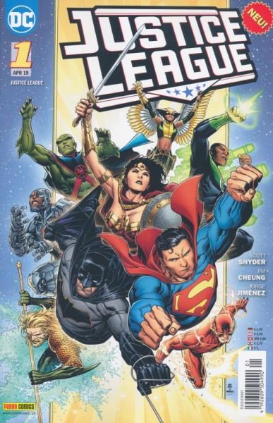 Justice League (2019) 01