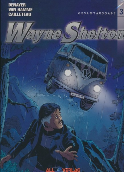 Wayne Shelton Gesamtausgabe 3