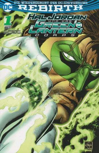 Hal Jordan und das Green Lantern Corps 1 Variant