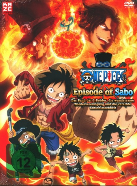 One Piece: TV Special 6 - Episode of Sabo DVD