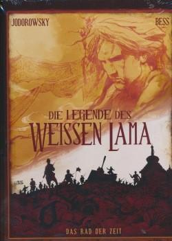 Die Legende des weißen Lama 2. Zyklus 01