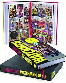 Watchmen (Panini, B.) Absolute Edition