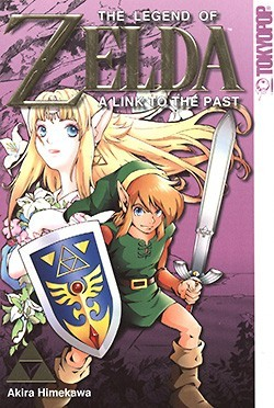 Legend of Zelda (Tokyopop, Tb.) A Link to the past Nr. 1 (neu)