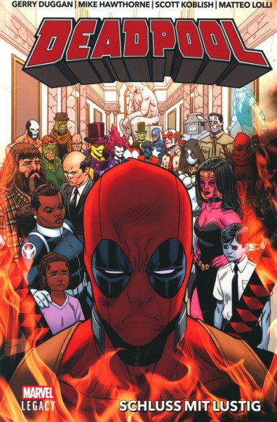 Marvel Legacy Paperback: Deadpool 03 SC