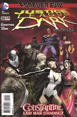 Justice League Dark ab 22