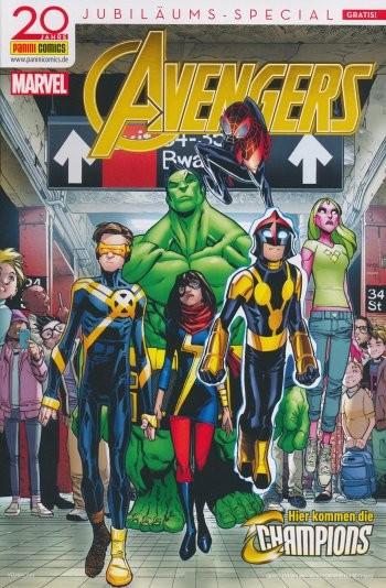 Panini Tag: Avengers