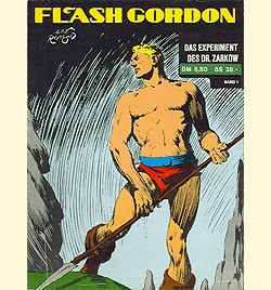 Flash Gordon (Pollischansky, Br.) Nr. 1