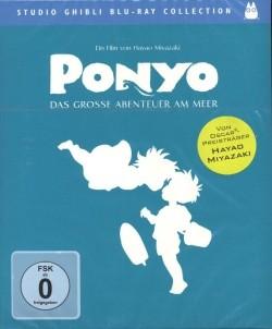Ponyo - Das große Abenteuer am Meer Blu-ray